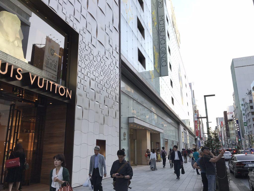東京銀座画廊訪問